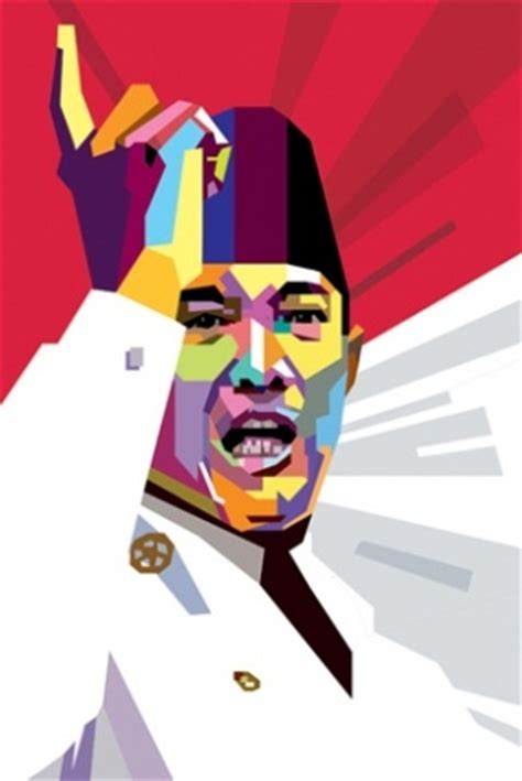 Pjob Bung Karno 17 best images about wpap vector from indonesia on
