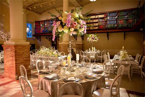 Boston Public Library wedding   P K