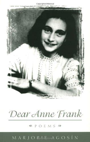 anne frank biography in spanish biography of author marjorie agosin booking appearances