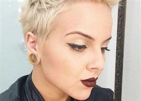 hairstyles cut short short pixie haircuts short hairstyles 2016 2017 most
