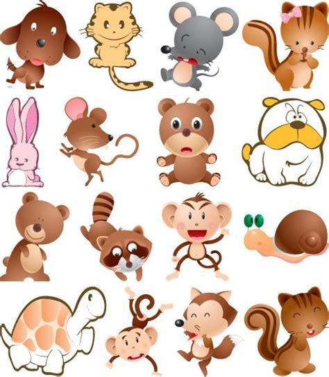 imagenes vectores infantiles im 225 genes infantiles de animalitos imagen vectorial