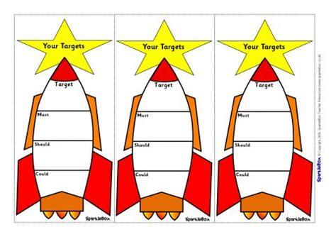 target card template ks2 target sheets colour sb2160 sparklebox