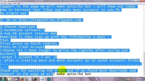 ask fm bot ask fm account creator bot account creator proxy