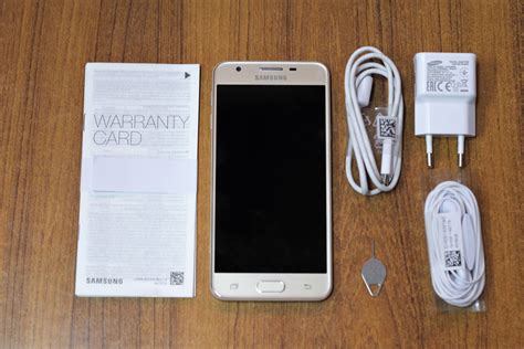 Harga Samsung J5 New Gold samsung galaxy j5 prime review