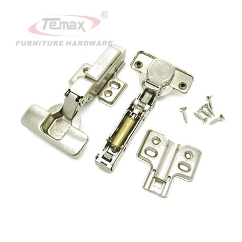 kitchen cabinet hinge screws half overlay soft close furniture hardware cabinet