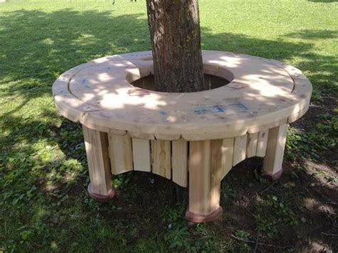 round tree bench how to choose and look after your wooden garden furniture