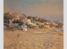 Fine Art Connoisseur: Joe Paquet - Laguna Plein Air ... Invitational Education