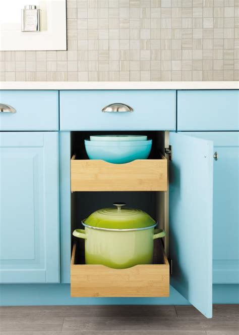Roll Out Drawers For Kitchen by Photo Page Hgtv