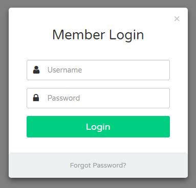 tutorial republic dropdown bootstrap login form exles live demos codes