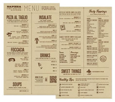 menu layout ideas 25 inspiring restaurant menu designs design swan