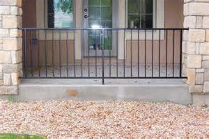 Patio Handrail by Railing Denver Colorado Deck Patio Stair Railing
