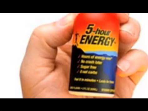 energy drink overdose 5 hour energy drink overdose