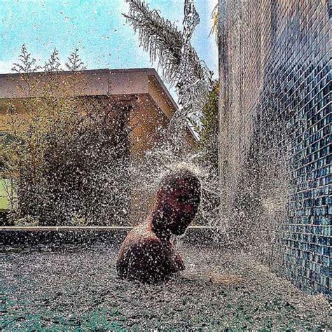 Trey Songz Shower by Eye The Hunks On Instagram Essence