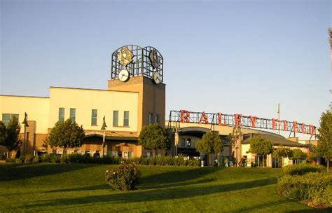 Raley Field Box Office by Raley Field West Sacramento Calif