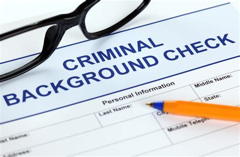 Check My Partners Criminal Record 4 Types Of Criminal Searches For Pre Employment Background Checks Infomart