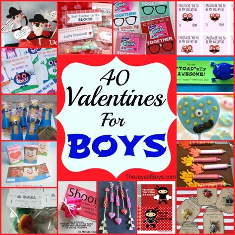 valentines gift for boy 40 valentines for boys