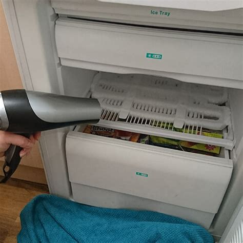 Hair Dryer Stuck On Cold 10 freezer hacks that will save the day