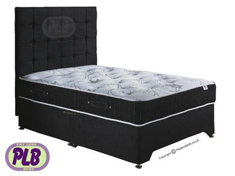 ultra king bed back care ultra divan complete support at paylessbeds co uk