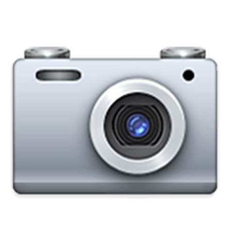 film camera emoji list of iphone object emojis for use as facebook stickers
