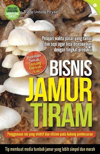 buku pertanian budidaya jamur tiram