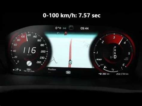 volvo xc90 acceleration speed test 2016 volvo xc90 d5 acceleration 0 220 km h