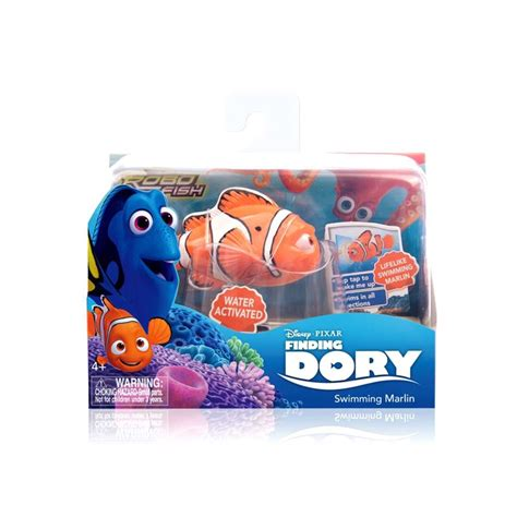 Disney Robo Fish Swimming Finding Dory Bailey official disney finding dory water activated