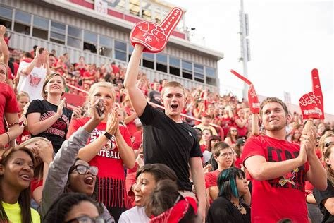 naismith student section of the year future redbird s ultimate guide to homecoming news