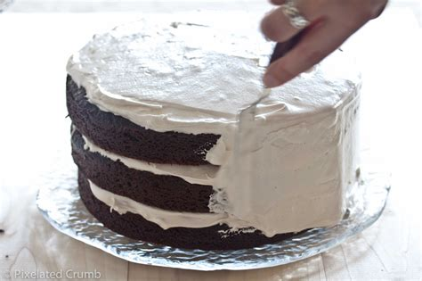 best chocolate frosting for cake white cake frosting i recipe dishmaps