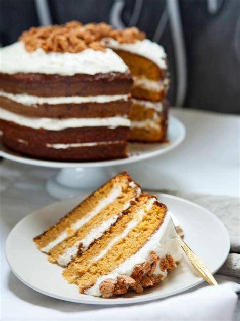 pumpkin tiramisu layer cake top moist pumpkin and spice