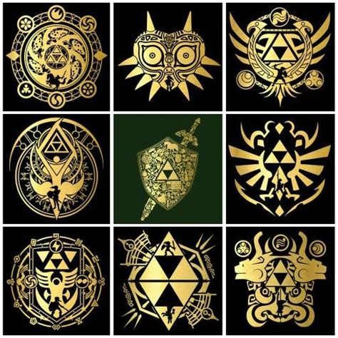 legend of zelda tattoo designs 25 best ideas about on
