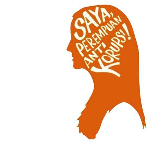 Anti You Panjang saya perempuan anti korupsi rambut panjang support caign twibbon