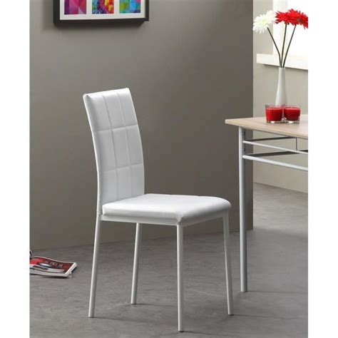 Incroyable Chaise Salle A Manger Pas Cher Lot De 6 #4: dona-lot-de-4-chaises-de-salle-a-manger-blanches-2.jpg