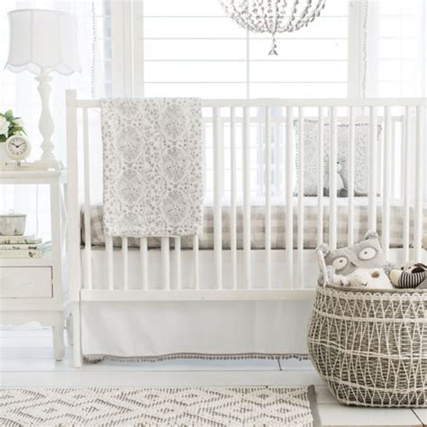 Bunny Crib Bedding Gray Bunny Baby Bedding Gray Bunny Crib Bedding White And Gray Baby Bedding