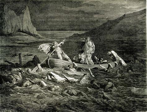 Dore S Illustrations For Dante S Comedy dante alighieri gustave dor 233 the comedy dante s inferno classic wallpaper