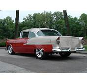 1955 CHEVROLET BEL AIR 2 DOOR HARDTOP  60706