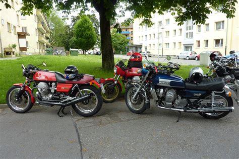 Honda Konstanz Motorrad by Classic Bikes Bodensee Classic Cafe Rallye 2013