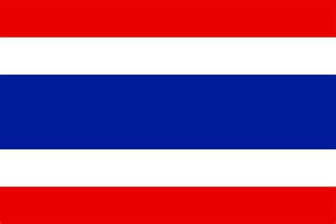 thailand bendera thai gambar vektor gratis  pixabay
