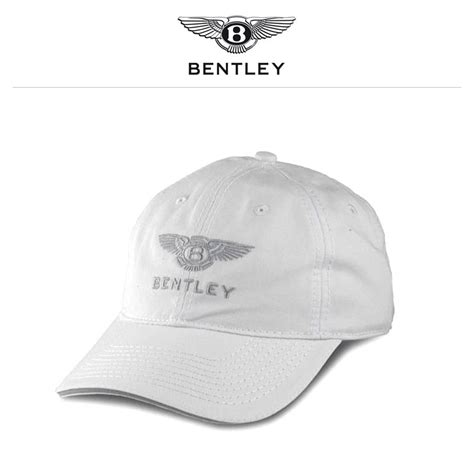bentley baseball bentley baseball cap wei 223 kaufen bei carkult de