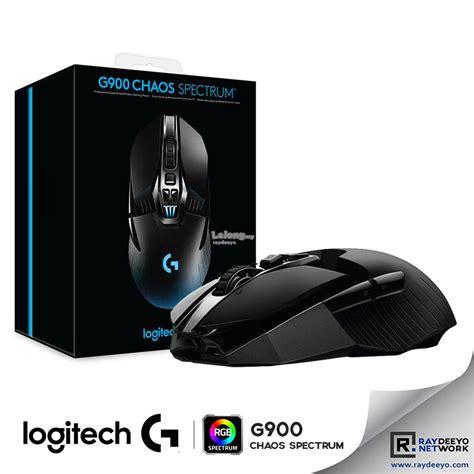 Logitech G900 Chaos Spectrum Pro Gaming Mouse Terlaris logitech g900 chaos spectrum gaming end 9 26 2017 12 15 pm