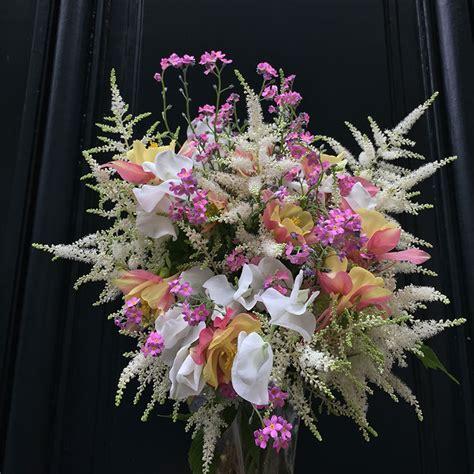 Decoration Florale Pour Mariage by Deco Mariage R 233 Aliser Les Compositions Florales Soi M 234 Me