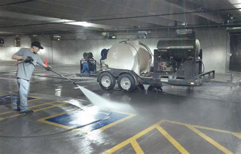 Power For Garage by Parking Garage Cleaning Parking Lot Cleaning Arizona