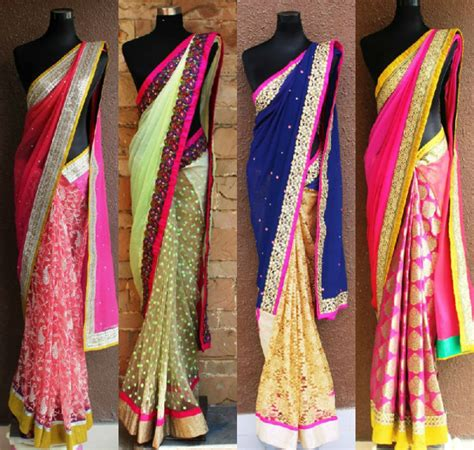 5 easy design it yourself diy saree ideas south india