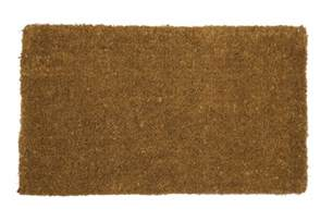 nayland woven coir doormat traditional