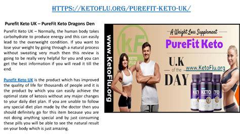 Purefit Keto UK | Purefit Keto Dragons Den |authorSTREAM