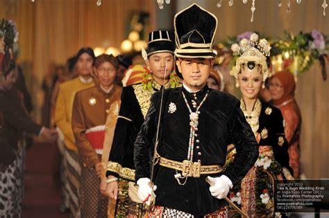 foto baju pengantin khas yogyakarta baju pengantin adat jawa tengah black hairstyle and haircuts