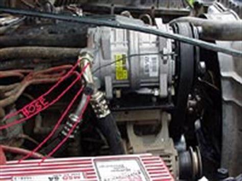 mjr yj aftermarket air conditioning installation mjr