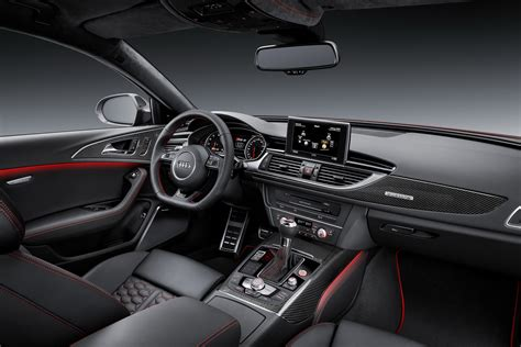 Audi Rs6 Innen by Audi Boosts Rs6 Avant Rs7 Performance Editions To 605hp