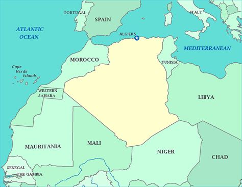 yourchildlearns africa map htm algeria africa map