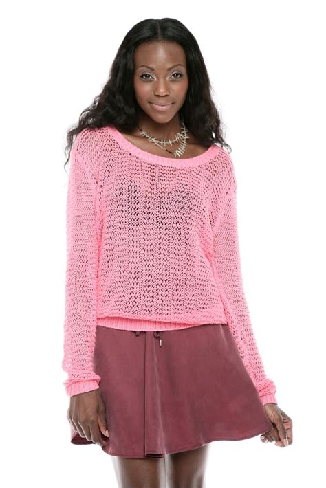 Sweater Something something else knit pullover sweater from edina by il vostro shoptiques