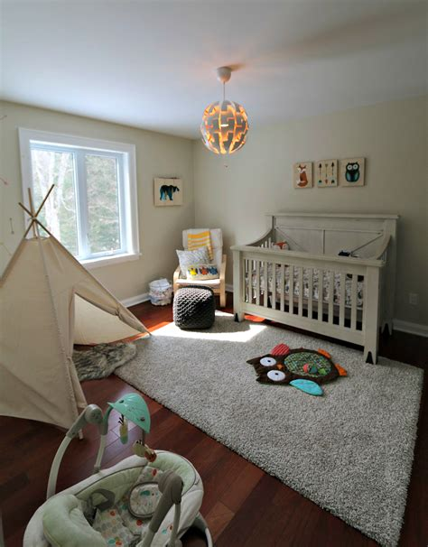 Woodlands Nursery Decor Baby S Woodland Nursery Project Nursery